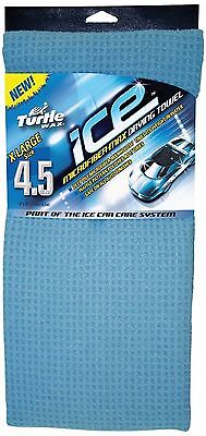 Lot of (2) Turtle Wax Car Wash and Detail X-L Size Microfiber Drying Towel Cloth