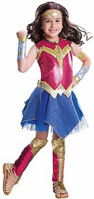 Rubies Batman vs Superman Dawn of Justice Deluxe Wonder Woman Costume Small](Costumes Of Batman)