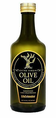 Life Extension California Estate Organic Extra Virgin Olive Oil 500ml