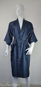 Kimono-Pajama-Dressing-Gown-Bath-Robe-Underwear-Mens-Nightwear