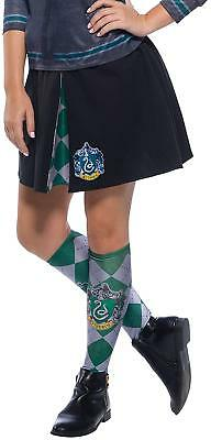 Slytherin Skirt Harry Potter Fancy Dress Up Halloween Adult Costume Accessory