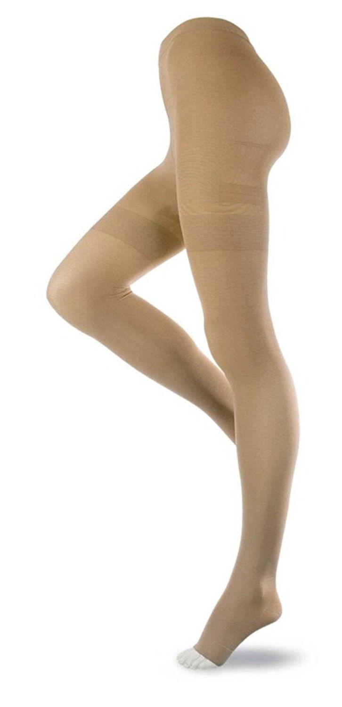 virgin-open-toe-compression-pantyhose