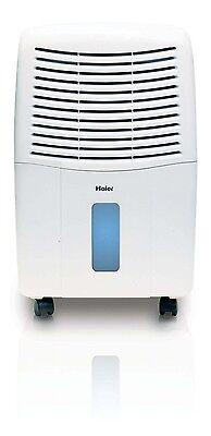 Haier 2-Speed Portable 32-Pint Mechanical Air Dehumidifier with Drain DM32M