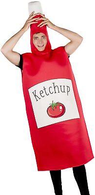 - Damen Kostüm Ketchup