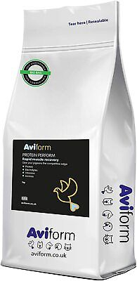 Aviform Protein Perform 1KG For Racing Pigeons Vitamin Health Supplement