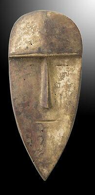 Mask Pasport Diminutive African Robert Aduma Gabon 17cm Art First 16695