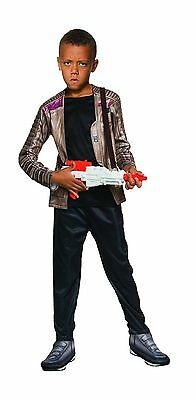 Star Wars Finn Halloween Costume - Child (5-7 years) - Brand New!!! (Baby New Year Halloween Costume)
