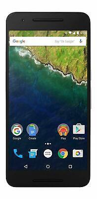 Mint Huawei Google Nexus 6P 32GB Unlocked GSM ATT/T-Mobile/Metro - Silver SL49