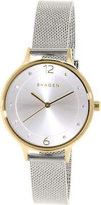 Skagen SKW2340 Women's Silver Stainless-Steel Quartz Fashion Watch