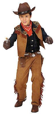 Cowboy Jamie Kostüm für Jungen NEU - Jungen Karneval Fasching Verkleidung Kostüm