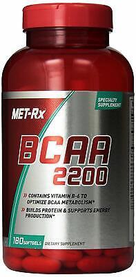 BCAA 2200 Amino Acid Supplement, Enhance Strength Muscle Rec