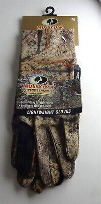 Mossy Oak Brush lightweight gloves -