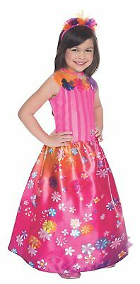 Alexa Barbie Pearl Princess Pink Fancy Dress Up Halloween Deluxe Child Costume (Dress Up Halloween Barbie)