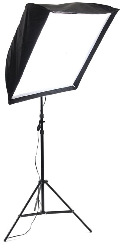 ALZO 200 CFL Umbrella Softbox Light 5600K