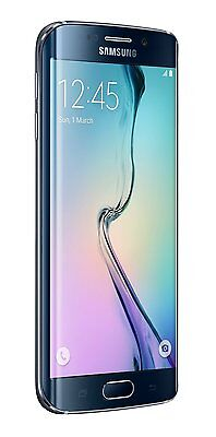 Samsung Galaxy S6 Edge 32 GB SIM-Free Smartphone Samsung 2year warranty -Black