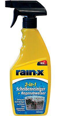 Rain-X / 500ml Scheibenreiniger 2 in 1 # RainX # NEU # verbesserte Formel !!!