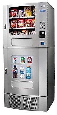NEW Seaga SM22 Combo Vending Machine