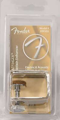Genuine Fender FatFinger for Guitar, Nickel 099-2180-100