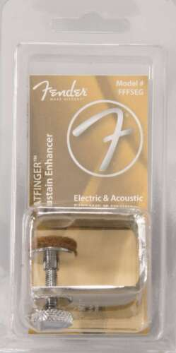 Genuine Fender FatFinger for Guitar, Nickel 099-2180-100