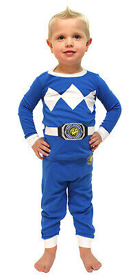 Intimo Toddler Mighty Morphin Power Rangers Costume Pajama Set