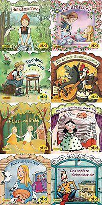 Pixi Bücher Märchenstunde mit Pixi + BONUS