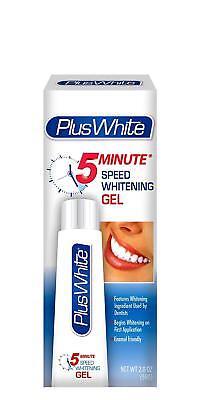Plus White 5 Minute Premier Speed Whitening Gel, 2.0 Ounce each
