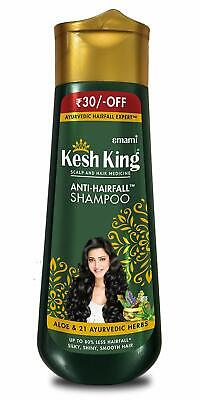 Kesh King Anti Hair Fall Shampoo Best Remedy For Hair And Scalp Problems -