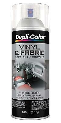 Dupli-Color HVP115 CLEAR Vinyl And Fabric Coating Paint Spray Seat Carpet Panel Clear Vinyl Panels