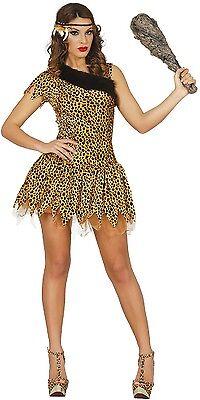 Damen Prähistorisch Höhlenfrau Sexy Tutu Leopard Dschungel Maskenkostüm - Sexy Höhle Frau Kostüm