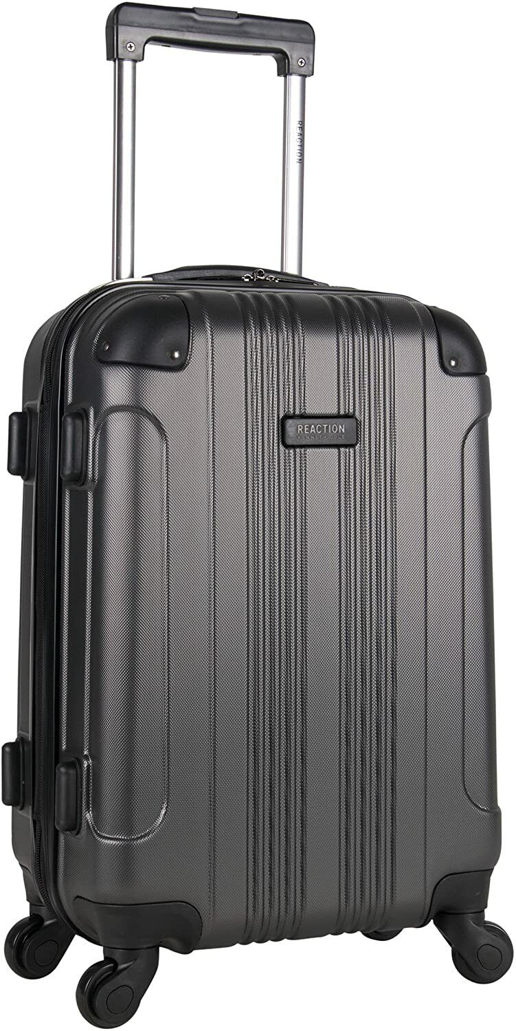 Kenneth Cole, Reaction Out Of Bounds 24 Carry-On, Black - $114.99