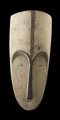 Mask African Fang of Gabon 37 cm Art First Antique Rare 16740