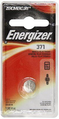 EVEREADY 371BP Energizer(R) Silver Dioxide Electronic Battery #371 1.5-Volt