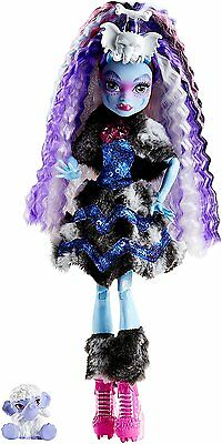 Monster High Abbey Bominable 2017 Adult Collector Exclusive Doll - NEW IN STOCK