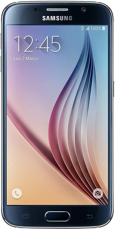 Samsung Galaxy S6 G920F 32GB Schwarz Android Smartphone Handy - ohne Simlock