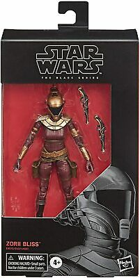 Star Wars The Black Series The ROS Zorii Bliss 6-Inch Action Figure