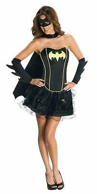 Batgirl New Costume (BRAND NEW DC Comics Secret Wishes Batgirl Corset And Tutu Costume, Black,)