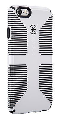 Speck Products CandyShell Grip Case for iPhone 6 /6S - White/Black SPK-A3051