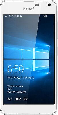 Microsoft Lumia 650 Weiß Windows Phone Single-SIM, NEU