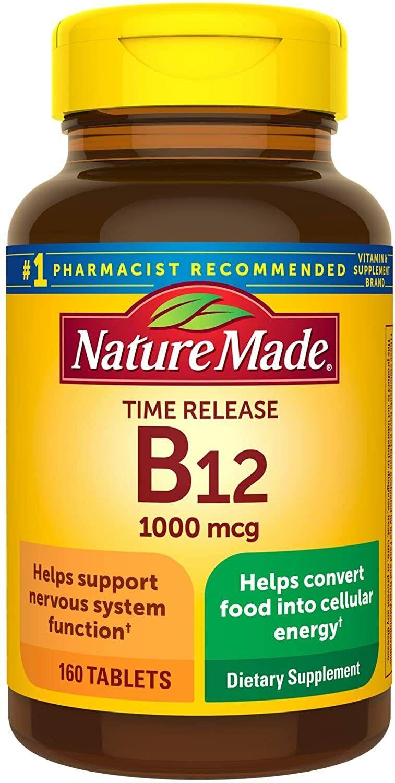 NEW Vitaminas pastillas naturales para el cansancio y falta de energia