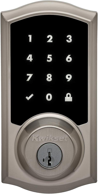 Kwikset - 919 Premis Bluetooth Touchscreen Smart Lock - Sati
