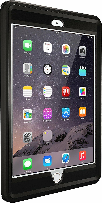 OtterBox DEFENDER SERIES Case for iPad Mini 1/2/3 (BLACK)