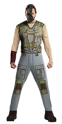 Batman The Dark Knight Rises Adult Bane Costume, Multi-Colored, Large - The Dark Knight Costume