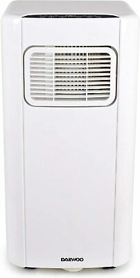 Daewoo Air Conditioning Unit 7000 BTU 3in1 Remote Portable Air Conditioner. New.