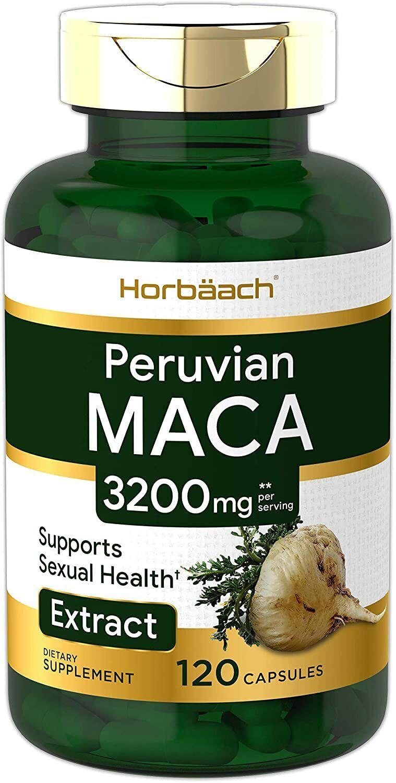 peruvian maca root extract 3200 mg 2