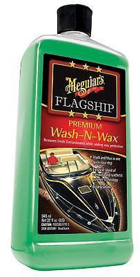 - Meguiars M4232 Flagship Premium Wash-N-Wax, 32 oz