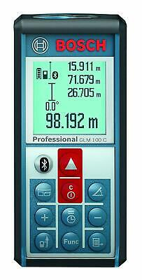 Bosch Bluetooth Enabled 330-foot Lithium-ion Laser Distance And Angle Measurer G