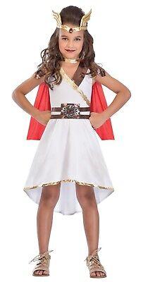 Mädchen Göttin Prinzessin Griechisch Römisch Maskenkostüm Welttag des - Griechische Prinzessin Kostüm