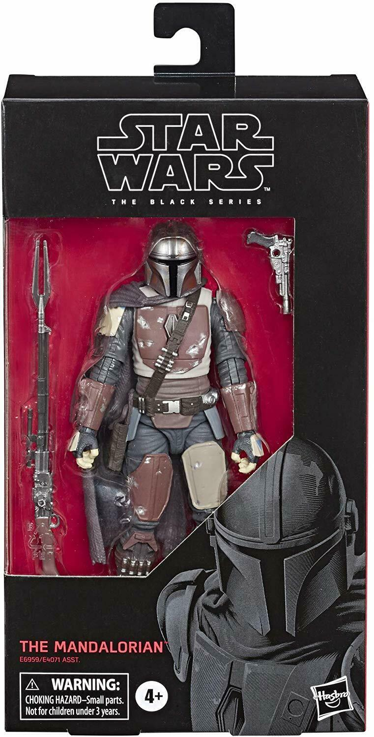 Star Wars Black Series 6 inch The Mandalorian Action Figure