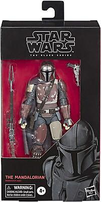In STOCK Star Wars Black Series The Mandalorian Action Figure