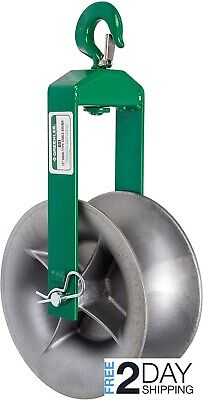 Greenlee - Sheave-cable 6 Hook 650 Pulling 650